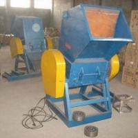 Plastic Crushing Machine with 22kW Electric Power Manufactures