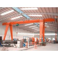 China New Condition and Gantry Crane Feature Four Wheels 5ton Mobile Gantry Crane on sale