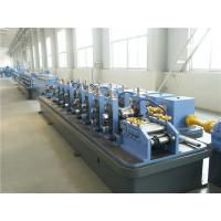 China Square And Round High Frequency Welding Pipe Machine Double Roller Feeder on sale