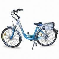 EEC-approved Electric Bike with Lithium Battery and Alloy Aluminum Frame Manufactures