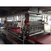 Quality Double Beam PP Spun Bond nonwoven fabric machinery / equipment with PLC for sale