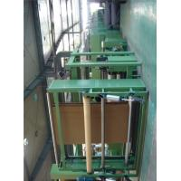 380V Textile Finishing Machine , Heat Setting Stenter 180 - 400 Cm Nominal Width Manufactures