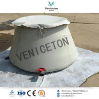 Veniceton Movable PVC Tarpaulin Top Open Self- standing Onion Tank 10000L Manufactures