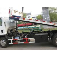 Road Flatbed Wrecker Tow Truck Recovery Vehicle Manufactures