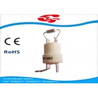 Round Ceramic Based Thermal Cutoff Fuse Wide Ranging Metallochromic Color Manufactures