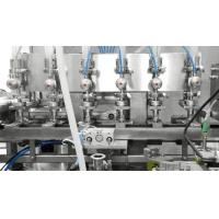 China Plastic Bag Vial Filling Line , Filling Machinery For Pharmaceutical Industry on sale