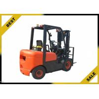 Easy Control Industrial Lift Truck , 2.5 ton Material Handling Forklift Diesel Powered Manufactures