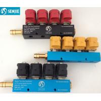Buy cheap CNG LPG VALTEK injector rail from wholesalers