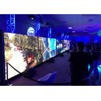 SMD2121 Black Leds Indoor Rental LED Display P4 100000 Hours Lifetime Manufactures