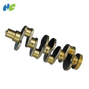 High Quality Engine crankshaft 4bt diesel engine forged steel truck diesel crankshaft Manufactures