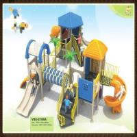 China Colorful and Activity Outdoor Playgrounds (VS2-2108A) on sale