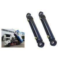 parker hallite seals garbage truck use customized hydraulic oil cylinder Manufactures