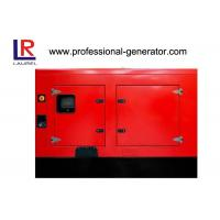 CE Certificate 725kVA Diesel Cummins Generators With Water Cooling Low Noise Manufactures
