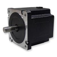 China Hybrid Stepper Motors 86HSD Series 1.8 degree step angle 86mm*86mm square size for computerized embroidery machine on sale
