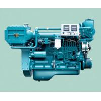 China Marine Compact Gas Powered Diesel Engine For Barge Boat And Fishing Boats on sale