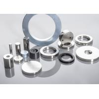 Quality ring shape neodymium magnet used in speaker with fine sound and smooth surface for sale
