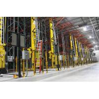 Smart Warehouse Automated Storage Retrieval System , ASRS Racking System Manufactures