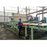 China Fully Automatic Fireproof Mineral Rock Wool Board Production Line on sale