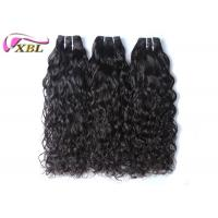 Healthy Big Italian Curl Virgin Brazilian Hair Bundles No Tangle & Bad Smell Manufactures