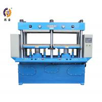 Double Work Station Hydraulic Press Machine For Cold Pressing Product 40T Manufactures