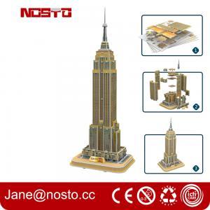 3D Puzzle Model  | World's Famous Building | Best Tourist Spot Souvenir Manufactures
