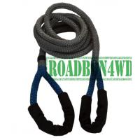 offroad emergency accessories Kinetic snatch strap nylon ropes Recovery Ropes for 4x4 Manufactures