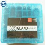 Hyundai / Doosan Excavator Seal Kit NBR 90 GIANT 376Pcs / Viton O Ring Manufactures