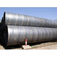 SPIRAL STEEL PIPE FOR OIL PIPELINE CONSTRUCTION, MS IRON TUBE SAW PIPE SUBMERGE ARC WELDING PIPE Manufactures