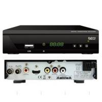 China DVB-T2 Receiver 1080P Full HD MPEG4 H.264 PVR on sale