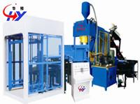 China HY-400K Interlock Paving Block Making Machine on sale
