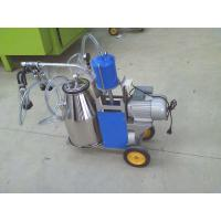 Buy cheap Cow portable milking machine from wholesalers