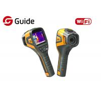 Easy Use Thermal Imaging Device , Electric Inspection 320x240 Thermal Camera Manufactures