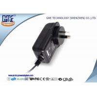 AC DC Wall Mount Power Adapter 12V 2A 1.5 Meters For CCTV Camera Manufactures