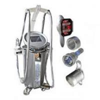 China Far infrared V8 Ultrasonic cavitation vacuum slimming machine for suck and removal the fat on sale