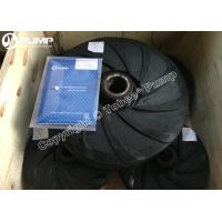 Buy cheap China Rubber Slurry pump impeller from wholesalers