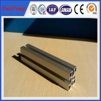 40*40 aluminium profiles for Machine brackets and frame Manufactures