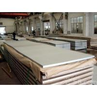 China Hot Rolled Stainless Steel Sheet , Decorative Stainless Steel Plate on sale
