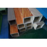 Customized Fiber Reinforced Polymer FRP Square Tube Pultruded Profiles Manufactures