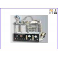 China BS 476 Part 13 Fire Testing Equipment  Ignitability Test Apparatus For Building Material on sale