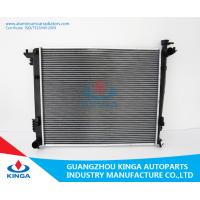 For HYUNDAI TUCSON 2011 / KIA SPORTAGE 2009 -MT 25310-2S550 Aluminum Car Radiators Manufactures