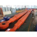 QHSY 620mm rod 340mm dam Deep Hole Radial Gate Hydraulic Engine Hoist Manufactures