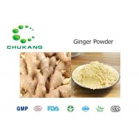 China Ginger Powdered Herbal Extract Zingiber Officinale Roscoe OrganicHerbalPowder on sale