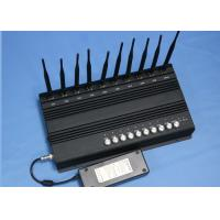 China Simple WIFI 2.4G Cell Phone Signal Jammer / Wireless Camera Jamming Device on sale