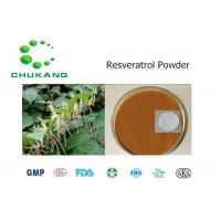 High Purity Nature Resveratrol Herbal Extract Giant Knolweed Extract CAS 501 36 0
