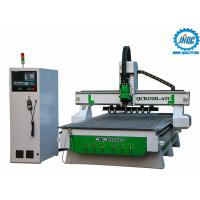 Linear Automatic Tool Changer ATC CNC Router Machine QCR 1325 ATC Manufactures