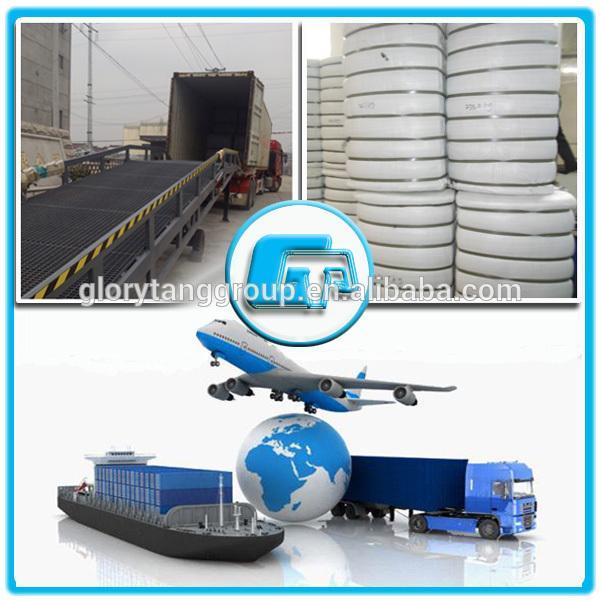 PP short cut fiber for concrete and building
