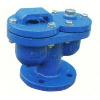 Ductile Iron Water Air Release Valve Assembly Floating Ball EPDM Seal Ring Manufactures