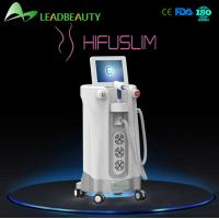 China HIFU ultrasonic fat cavitation for fat loss hifu slimming machine on sale