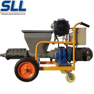China Multifunctional Wall Plastering Machine / Cement Mortar Plastering Machine on sale