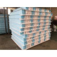 Individually Pocketed Coils Spring Fire Retardant With Non Woven Fabric Manufactures